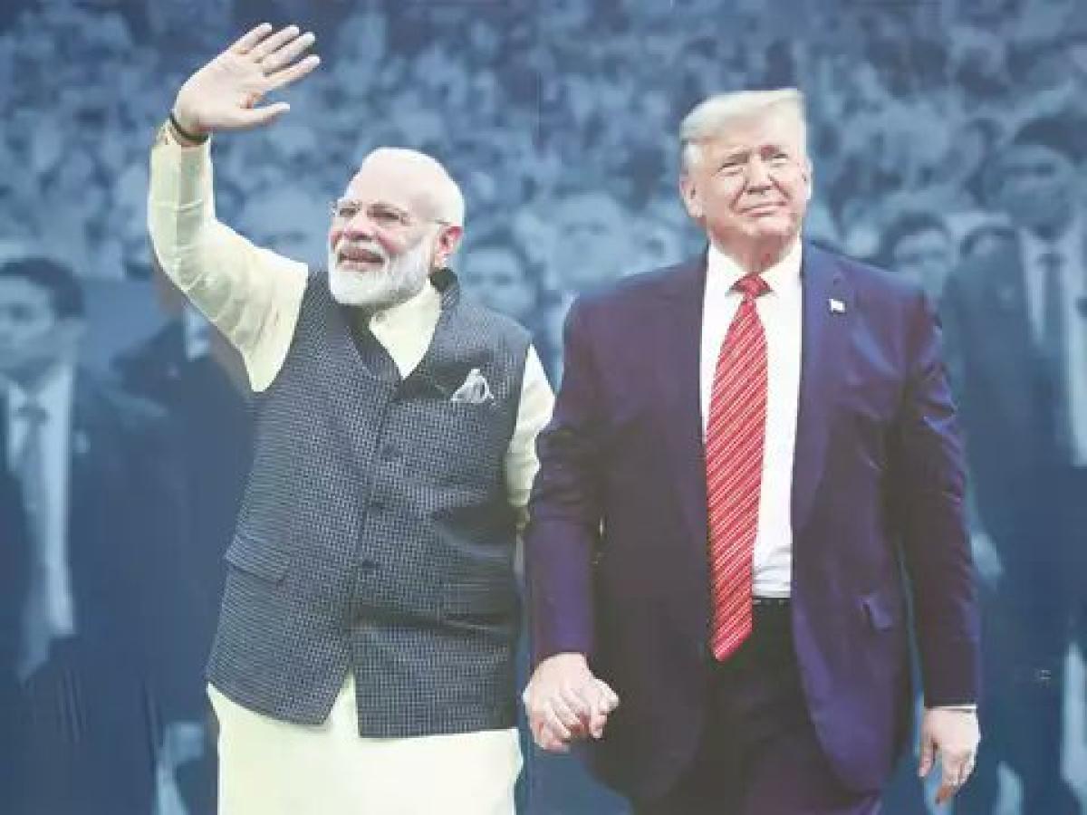 हाइड्रॉक्सीक्लोरोक्वीन दवा  मिलने पर डोनाल्ड ट्रंप ने पीएम मोदी को कहा शुक्रिया,  यूजर्स ने लिखा- 'यह भारत उदय का समय'