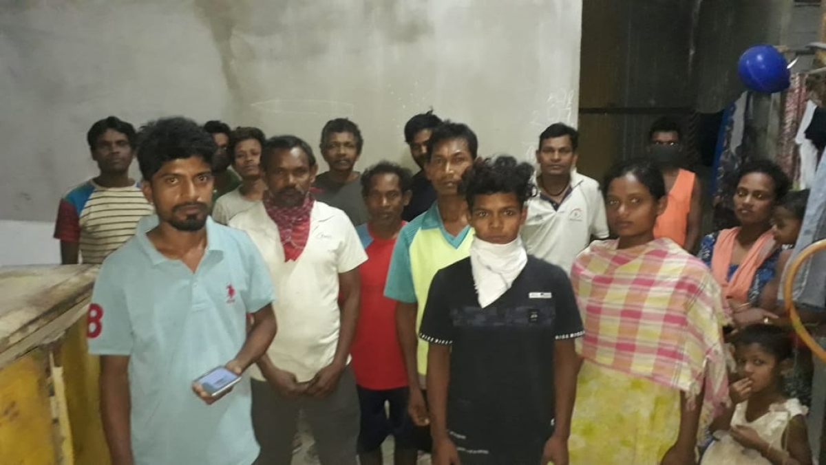 मुंबई के अंधेरी में पश्चिमी सिंहभूम के 24 श्रमिक फंसे, राज्य सरकार से मांगा सहयोग