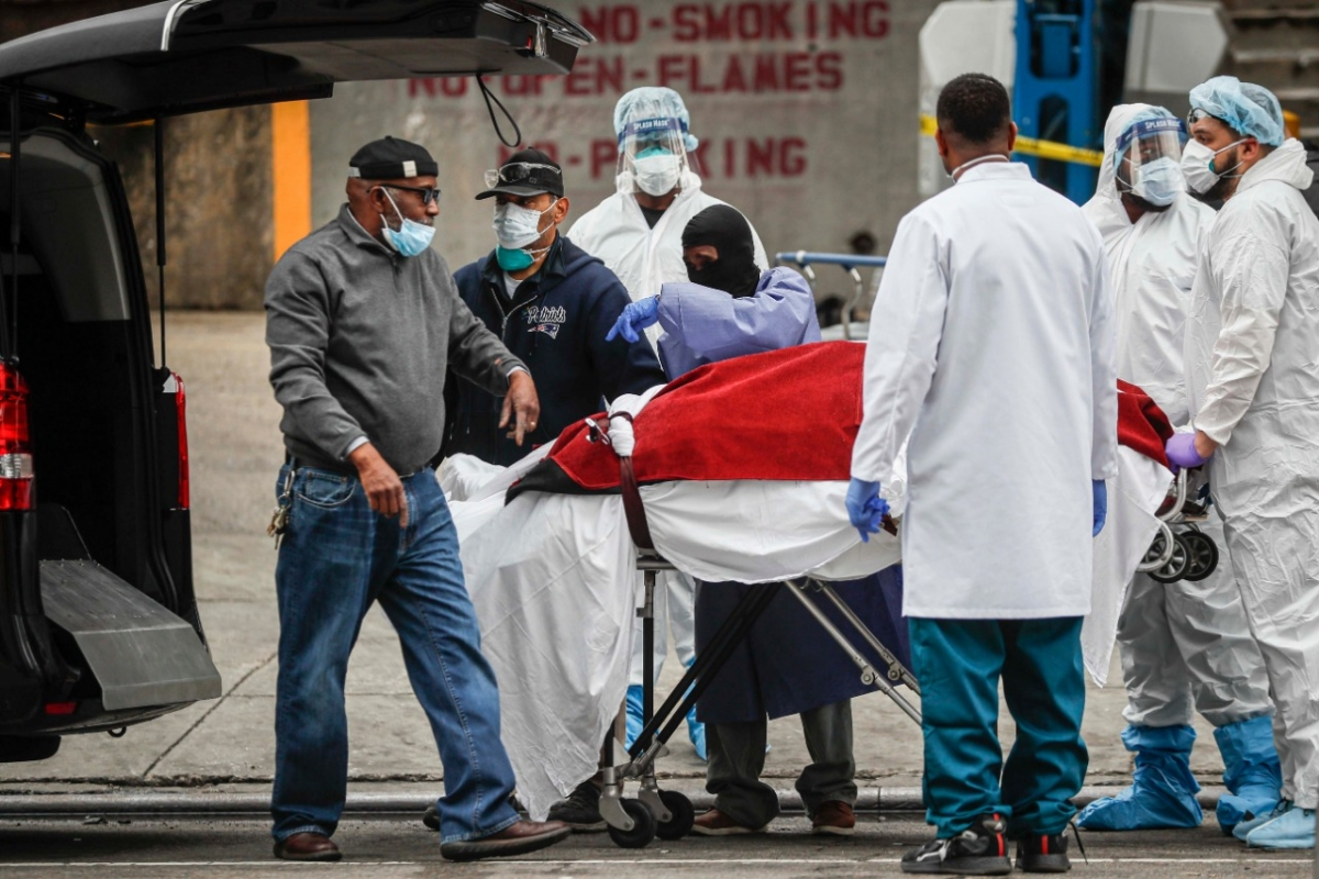 Coronavirus Outbreak Live Update : तबलीगी जमात के लोग अस्पताल में भर्ती, पिछले 24 घंटे में 386 मामले