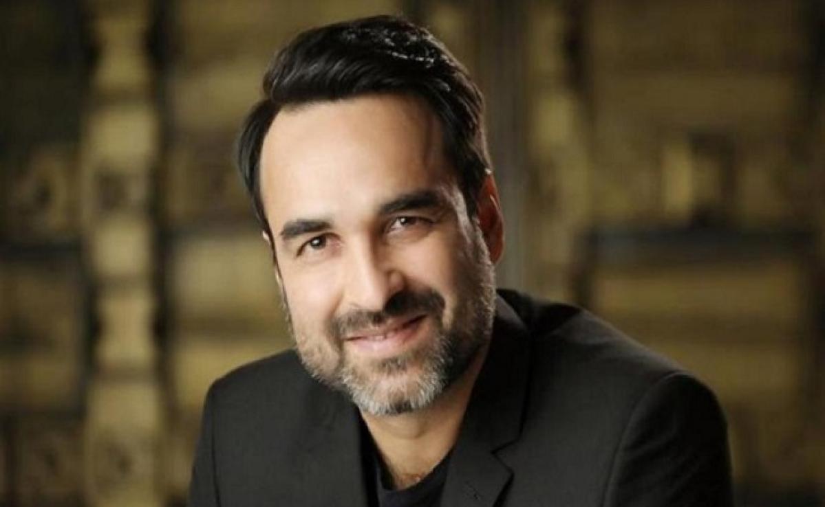 लॉकडाउन के बीच अभिनेता से लेखक बने पंकज त्रिपाठी