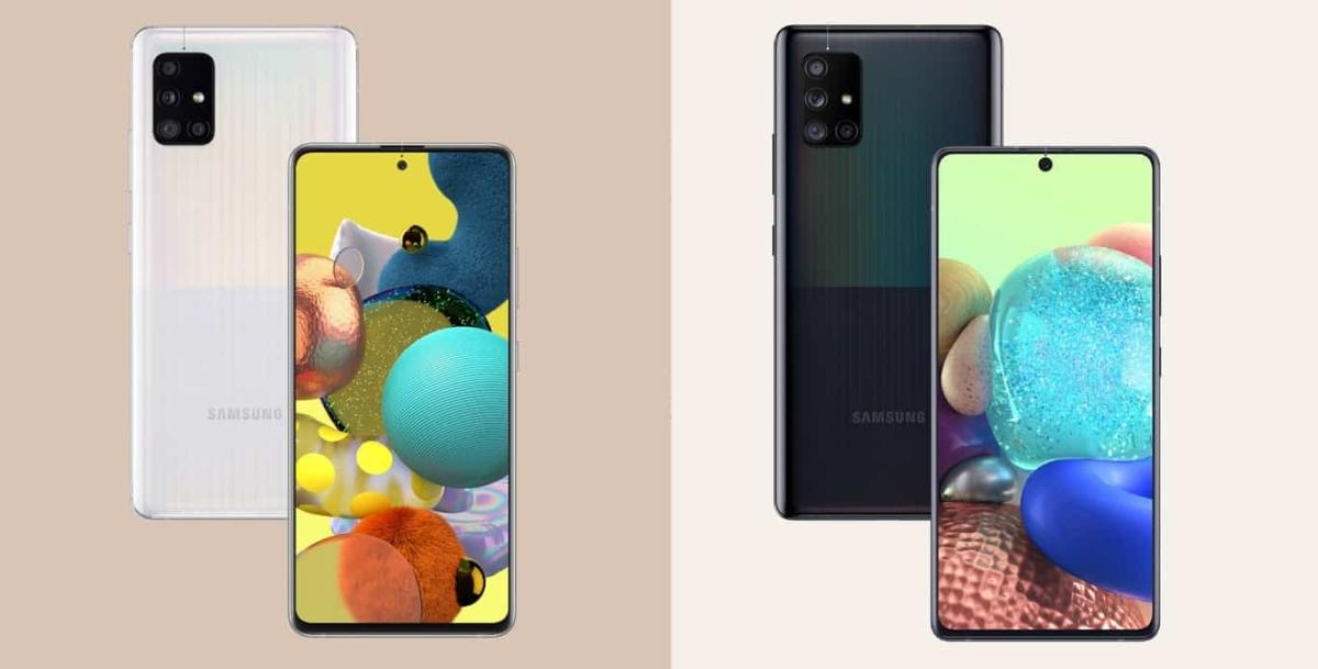 Samsung Galaxy के दो नये 5G स्मार्टफोन्स लॉन्च, जानें कीमत और खूबियां