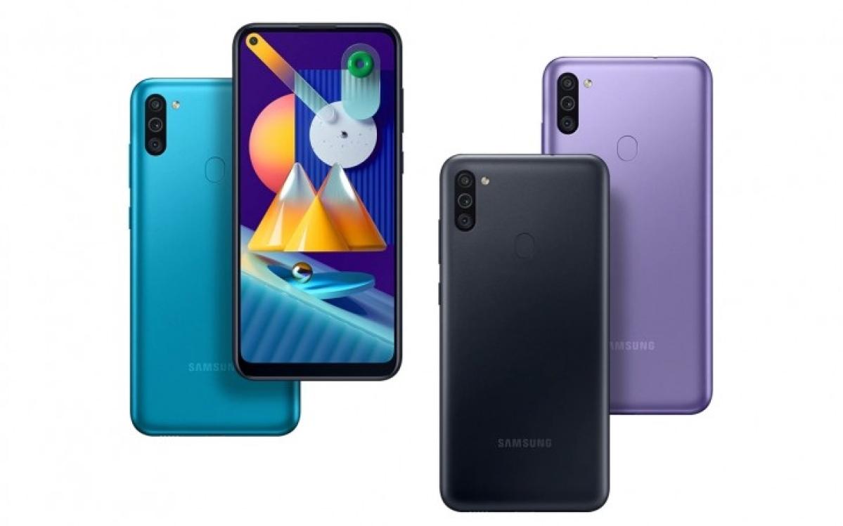5000mAh बैटरी और पंच होल डिस्प्ले के साथ आया Samsung का नया बजट स्मार्टफोन