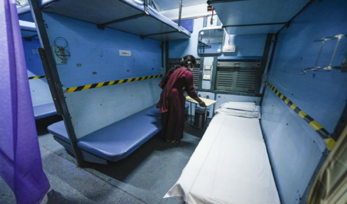 Indian Railways: मिडिल बर्थ रिजर्वेशन के बिना चलेंगी ट्रेनें, लॉकडाउन के बाद नॉन एसी कोच ही चलाने का होगा फैसला