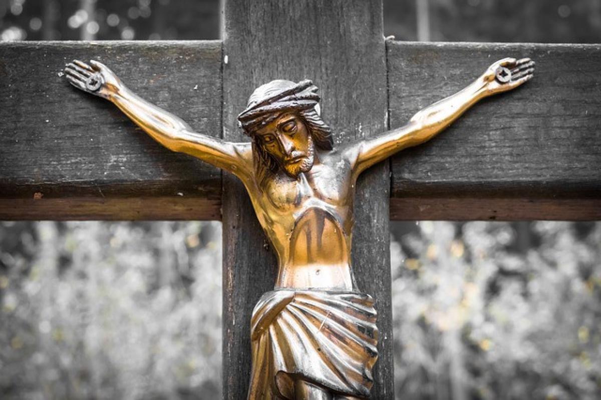 Good Friday 2020 : क्यों टांगे गए थे सूली पर यीशु, जानें क्या है तीन दिन बाद जिंदा हाेने की पूरी कहानी