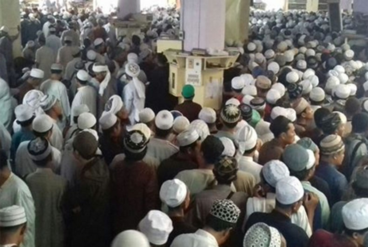 Nizamuddin Corona case LIVE: मरकज में शामिल विदेशियों का वीजा रद्द, कोरोना'हॉटस्पॉट' बना  निजामुद्दीन