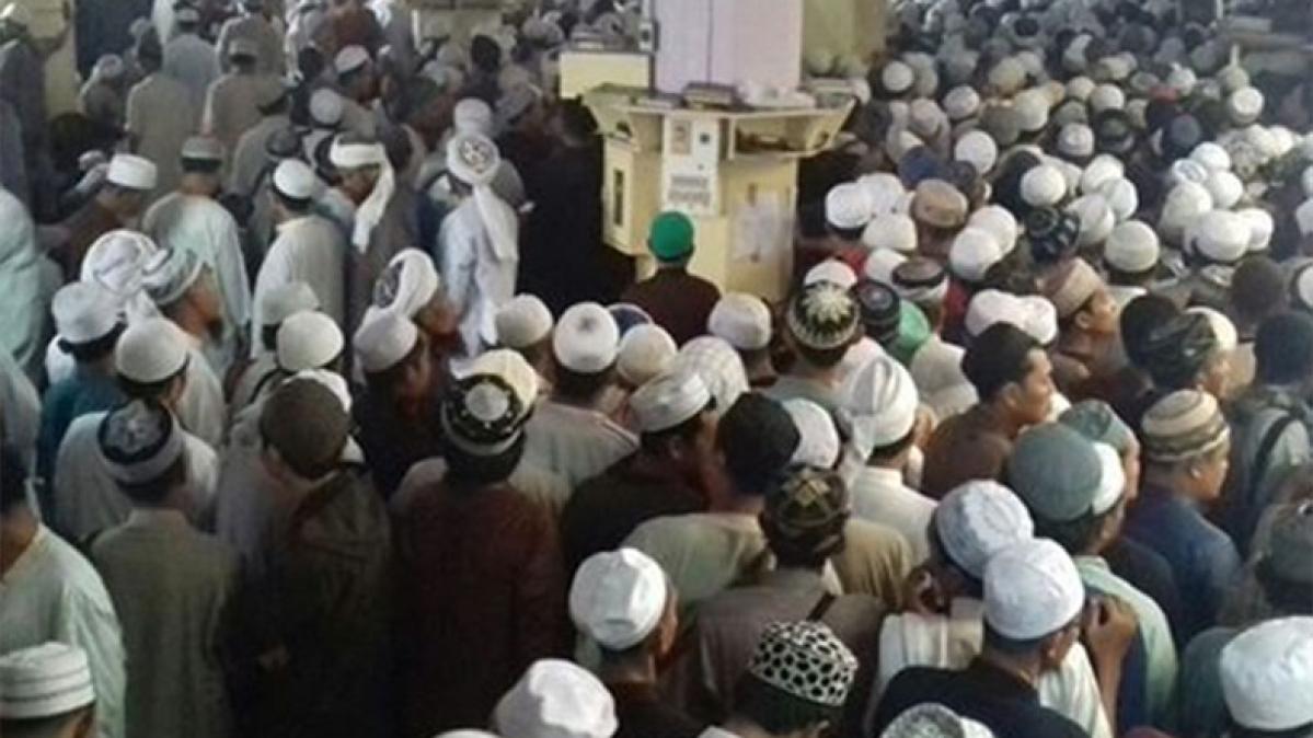 Nizamuddin Corona case LIVE: आंध्र प्रदेश के 43 लोगों में कोरोना की पुष्टि, सभी हुए थे निजामुद्दीन मरकज में शामिल