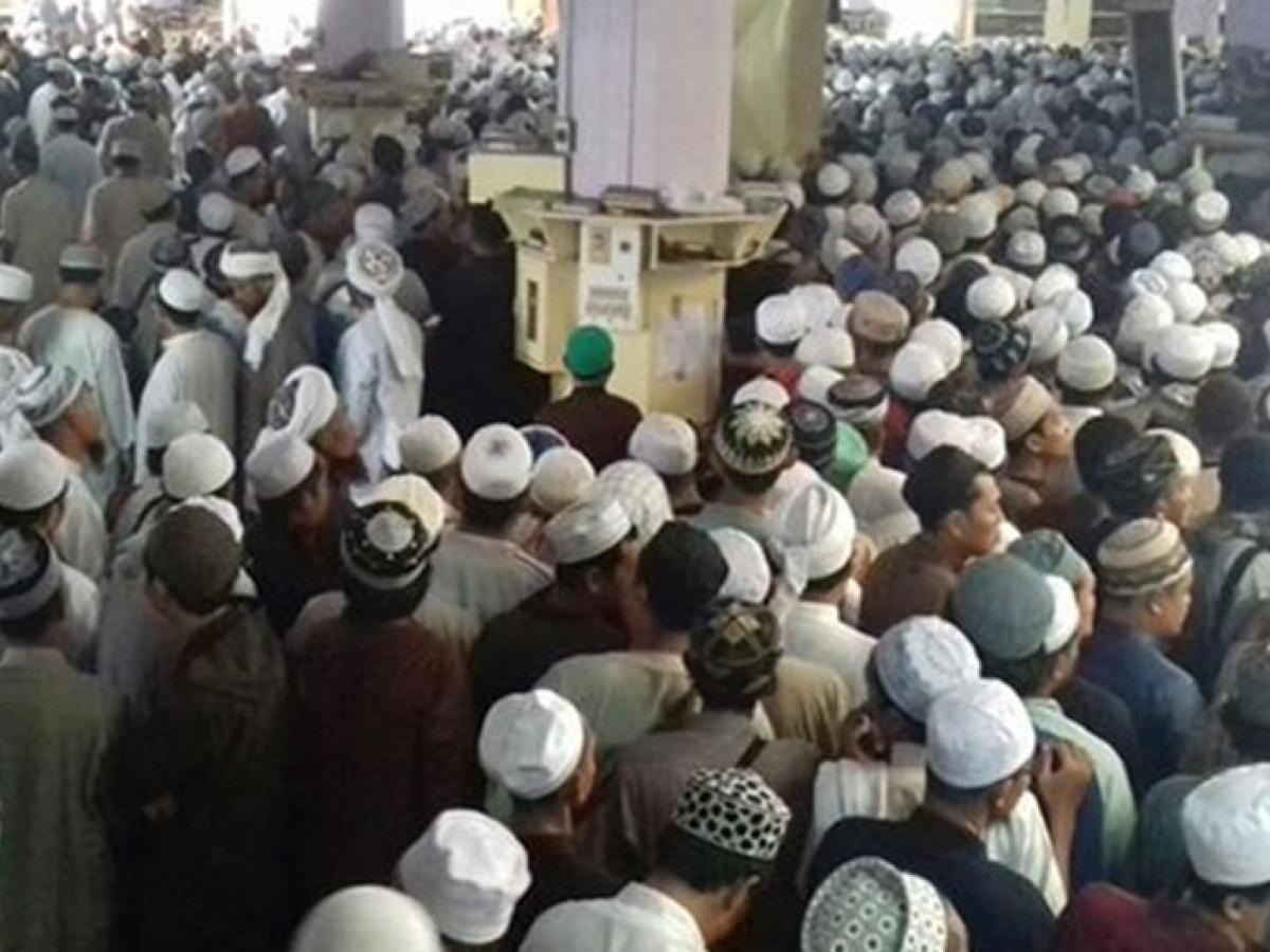 Nizamuddin Corona case LIVE:  जमात मरीजों की भीड़ से अस्पताल में आफत, मरकज में शामिल विदेशियों का वीजा रद्द