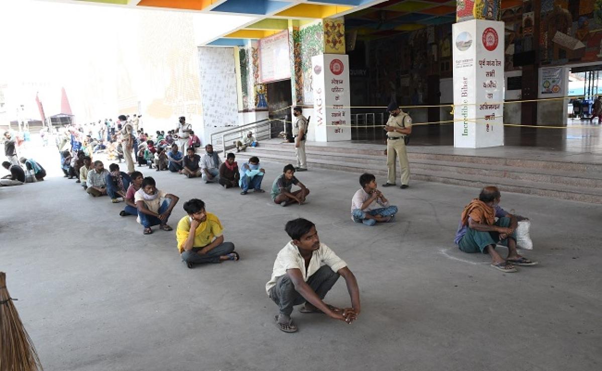 Coronavirus LIVE update Bihar : संक्रमित व्यक्ति ने सोशल डिस्टेंसिंग नहीं मानी, तो वह 30 दिनों में 406 लोगों को करेगा बीमार