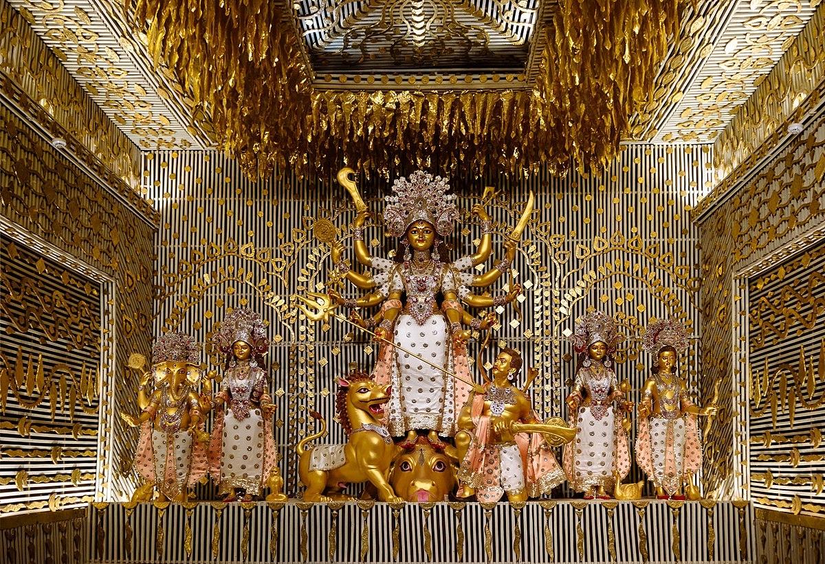 बंगाल में दुर्गा पूजा पर COVID19 का साया