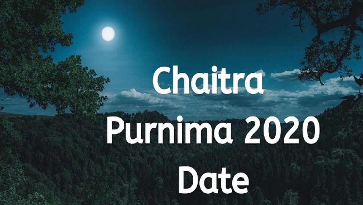 Chaitra Purnima 2020 : जानें कब है चैत्र पूर्णिमा और क्या है इसका महत्व
