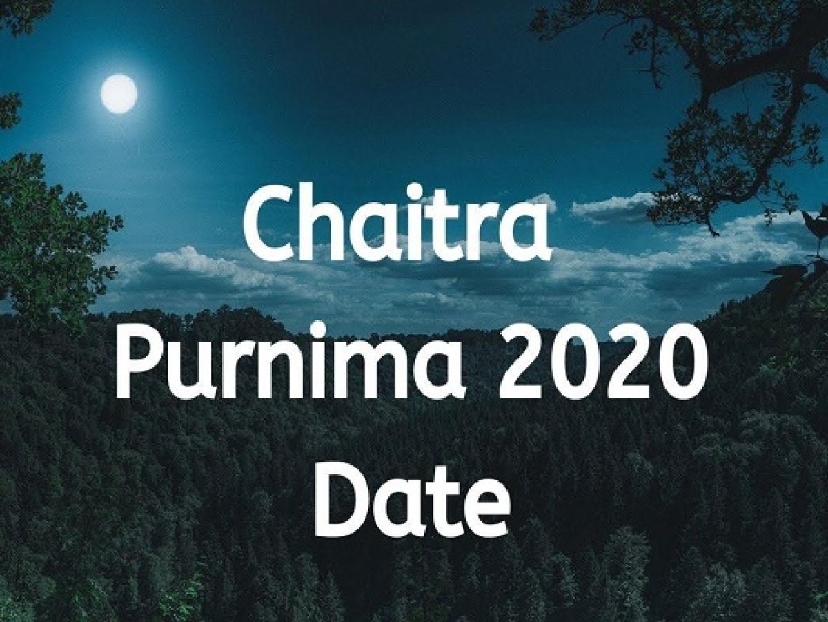 Chaitra Purnima 2020 : चैत्र पूर्णिमा कल ,   जानें शुभ मुहूर्त और इसका महत्व
