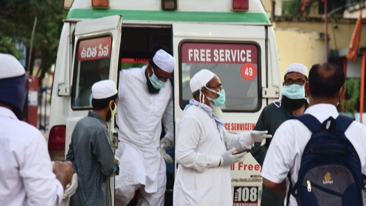 Coronavirus Outbreak live update: तबलीगी जमात से लौटे 12 लोग मिले संक्रमित, लखनऊ का कैंट इलाका सील
