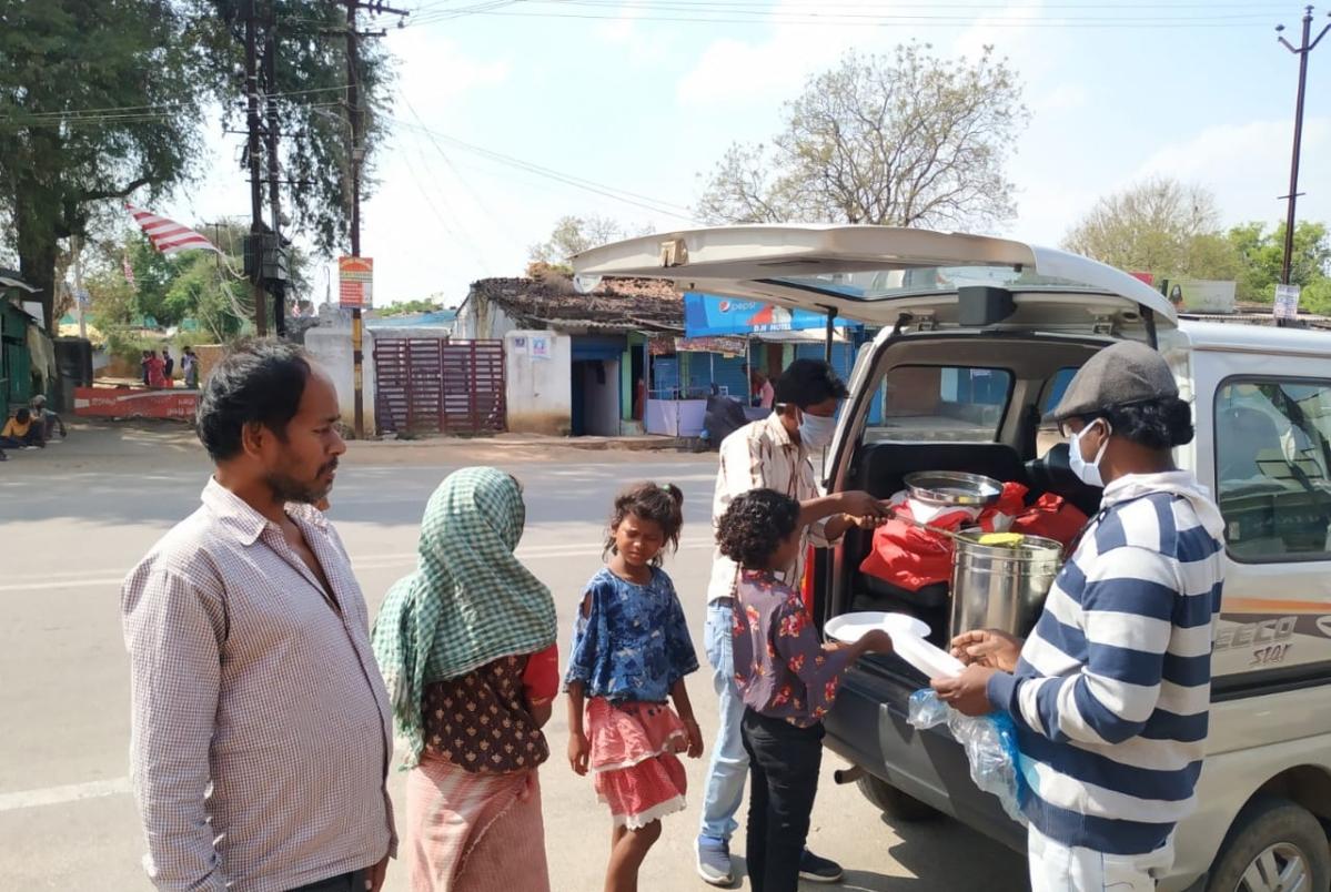 Coronavirus Lockdown Jharkhand Live: कोरोना वायरस पर राजभवन में उच्चस्तरीय बैठक