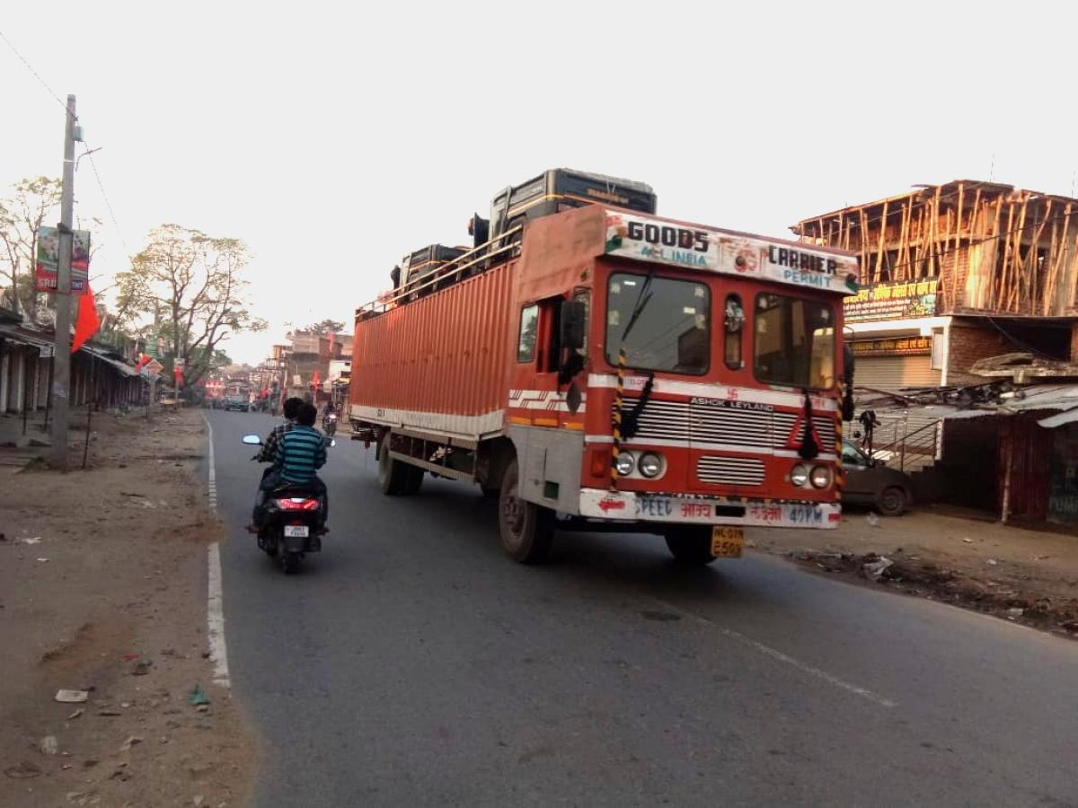 Coronavirus Lockdown Jharkhand LIVE: लॉकडाउन का उल्लंघन करने वाले दो लोगों पर प्राथमिकी दर्ज