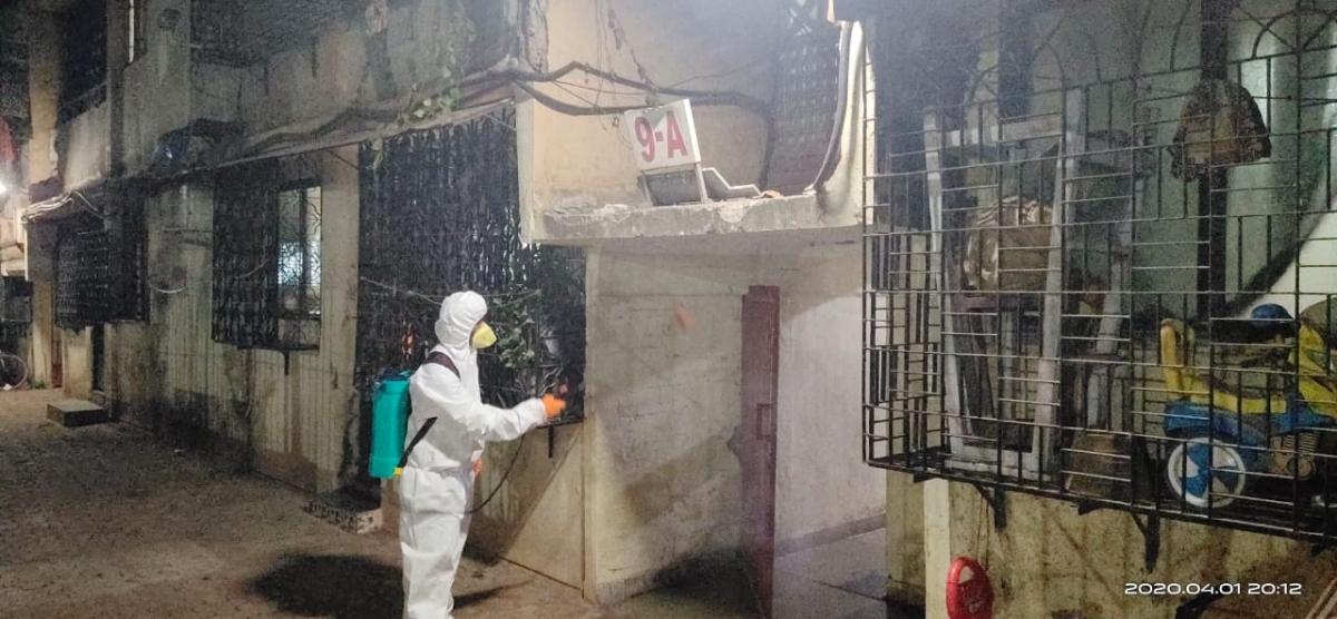 मुंबई मे कोरोना के तीसरे फेज का खतरा बढ़ा ! धारावी में फिर मिला दो पॉजिटिव केस