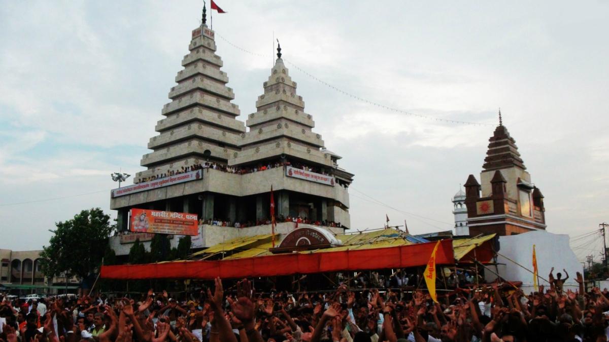 Ram Navami 2020, Patna LIVE: महावीर मंदिर में हो रही रामलला की पूजा, कीजिए लाइव दर्शन