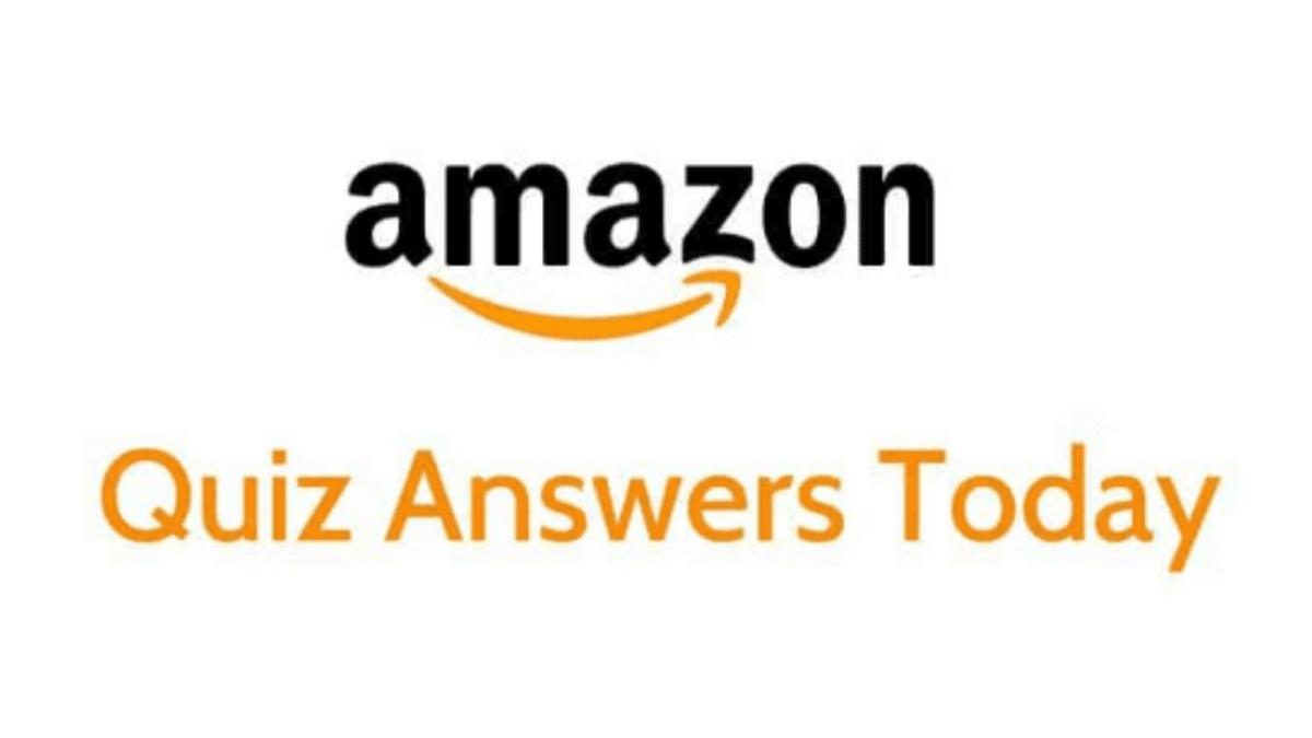 9th April Amazon quiz answers: Lockdown के दौरान घर बैठे ऐसे करें Online Earning, जानें आज के प्रश्नों का जवाब