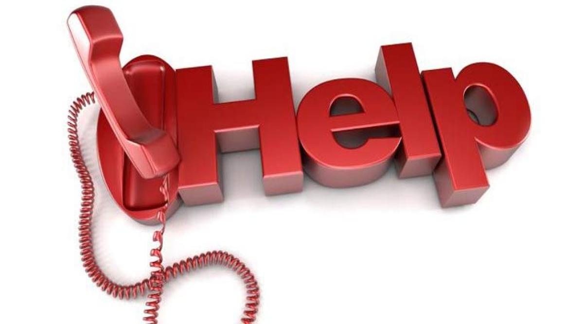हिंदपीढ़ी निवासियों के लिए प्रशासन ने जारी किया हेल्पलाइन नंबर