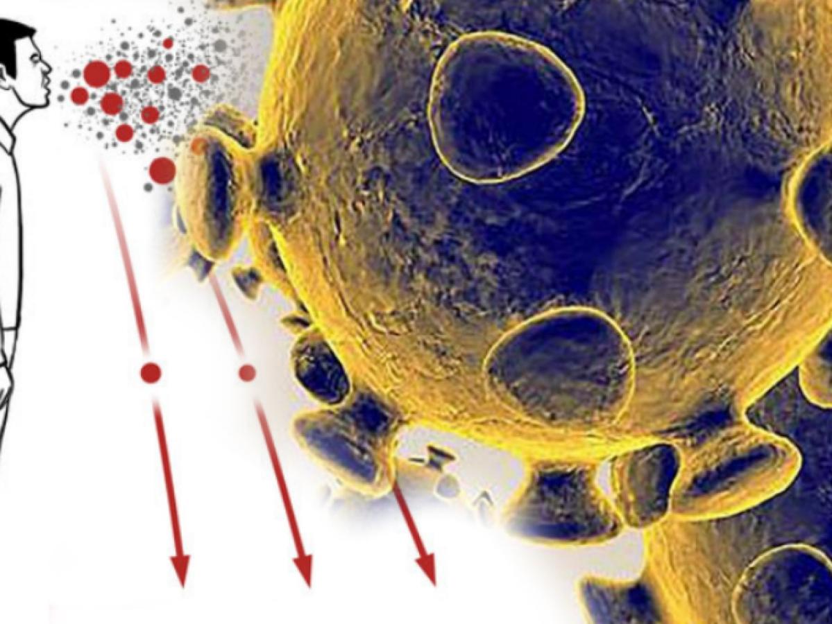 सांसों से और बात करने से भी फैल सकता है Coronavirus, अमेरिकी वैज्ञानिक का दावा
