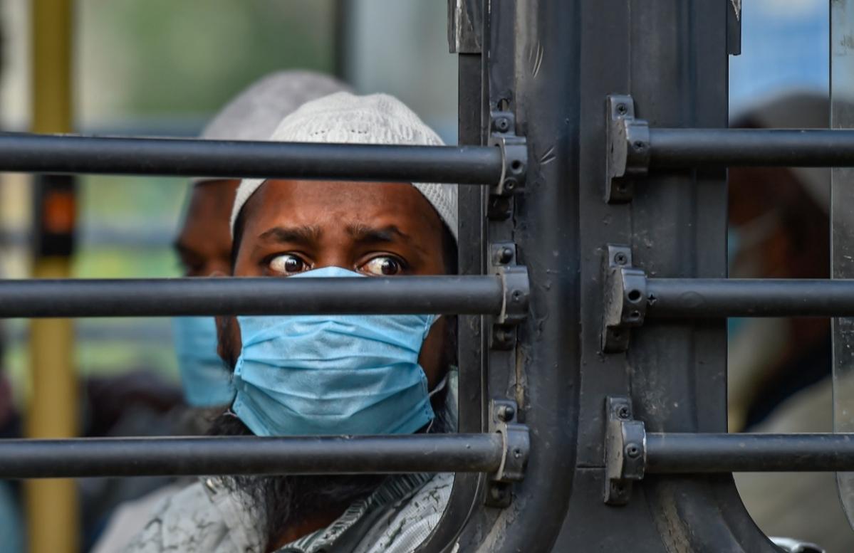 तबलीगी जमात बना सिरदर्द ! 647 के कोरोना पॉजिटिव आने से स्वास्थ्य मंत्रालय सकते में, जांच की बढ़ी रफ्तार