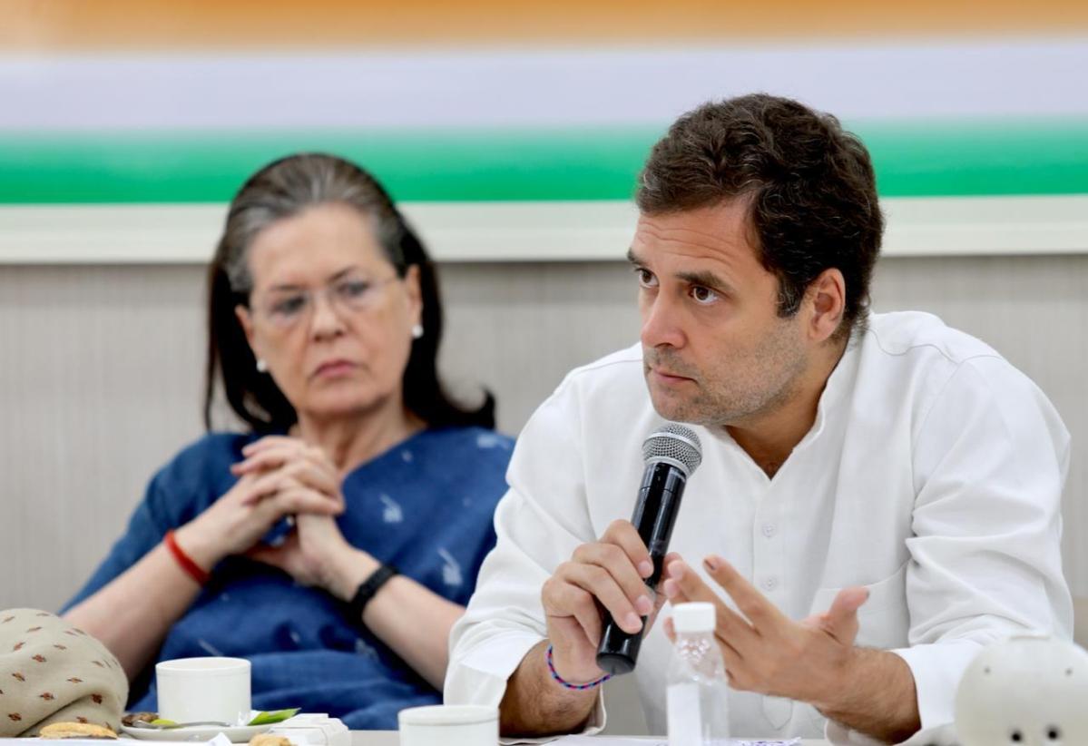 कोरोना वारियर्स पर बोले राहुल गांधी- 'संकट के समय लोगों की सेवा कर रहे कर्मी सच्चे देशभक्त'