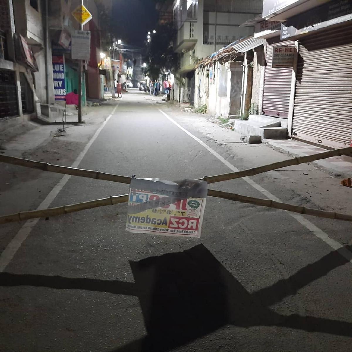 Coronavirus Lockdown Jharkhand LIVE:  रांची में हिंदपीढ़ी के 90 लोगों को आइसोलेशन में भेजा गया