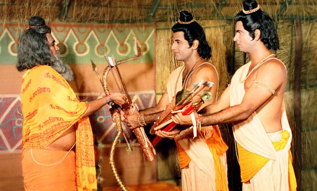 'Ramayan' और 'Mahabharat' की वापसी, सबसे ज्यादा देखे जाने वाला चैनल बन गया दूरदर्शन