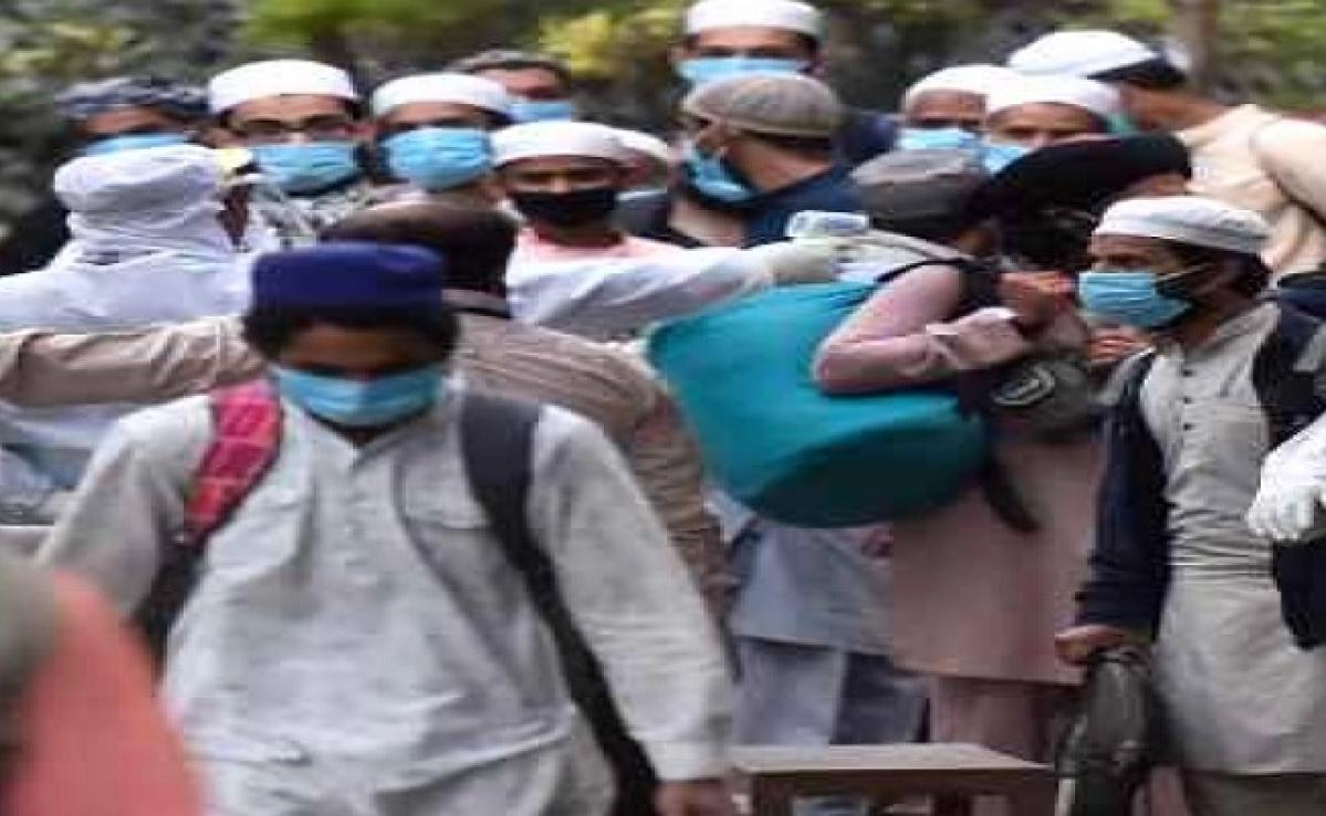 गाजीपुर में 11 जमातियों समेत 22 पर केस दर्ज, खातिरदारी करने वाला भी निकला कोरोना पॉजिटिव, मरीजों की संख्या हुई पांच