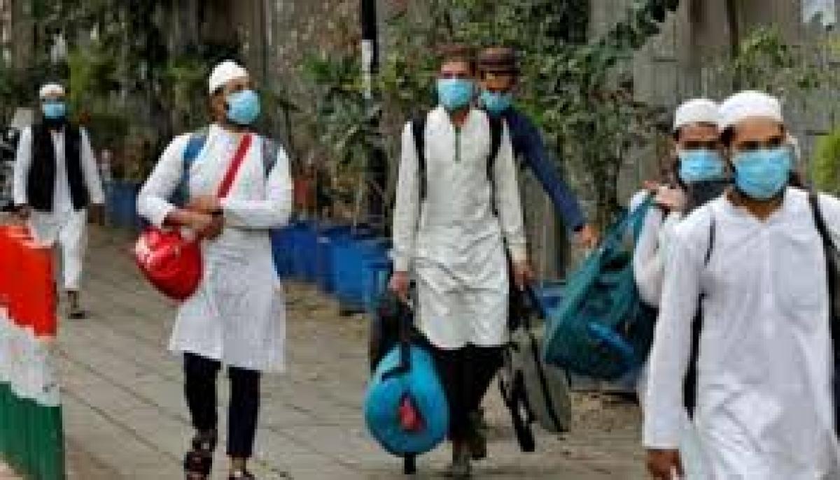 Coronavirus Outbreak: क्वारंटाइन सेंटर में शौच कर दे रहें हैं तबलीगी जमात के लोग, केस दर्ज
