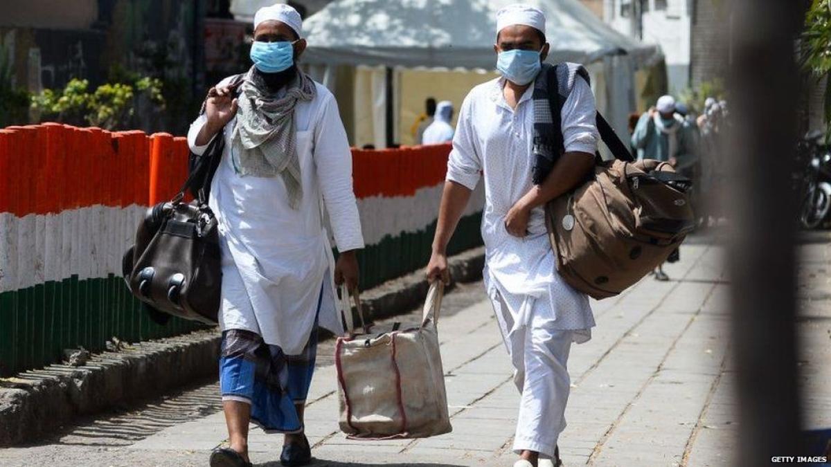Coronavirus Outbreak live update: नोएडा में 30 अप्रैल तक लागू रहेगी धारा 144,  दिल्ली एयरपोर्ट पर पकड़े गये मरकज के 8 संदिग्ध