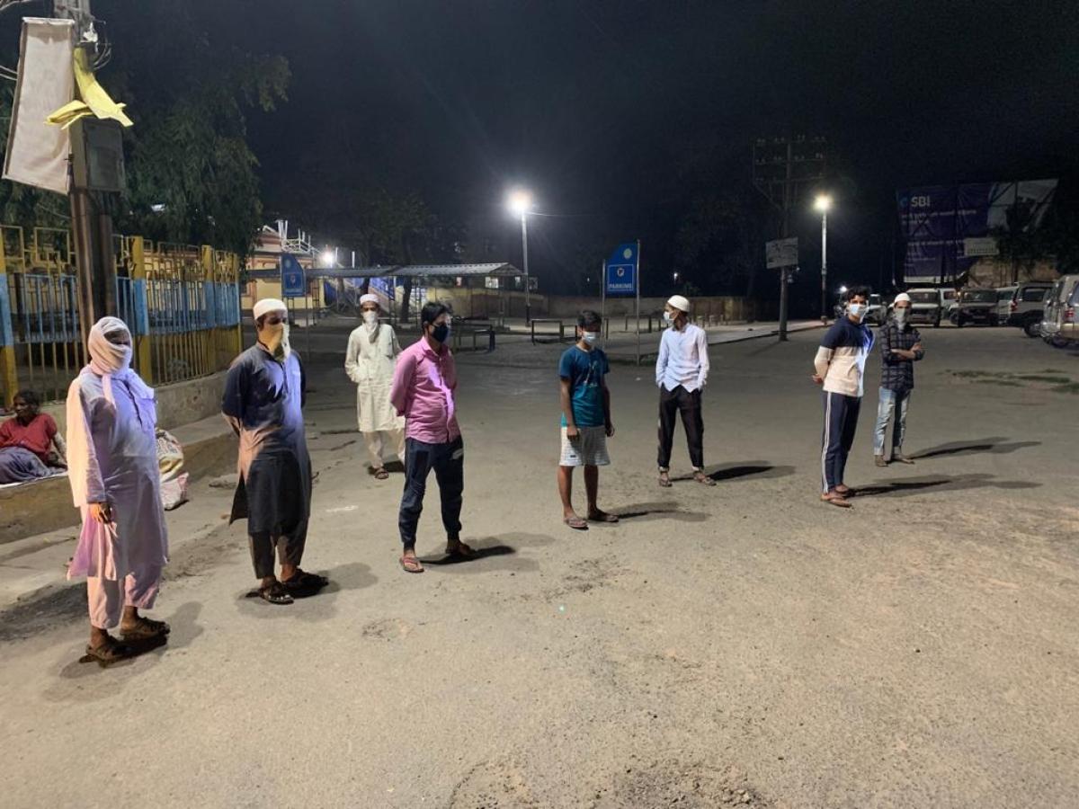 बिहार : मरकज से आये छह जमातियों को भेजा गया क्वारेंटिन सेंटर, तीन की तलाश जारी