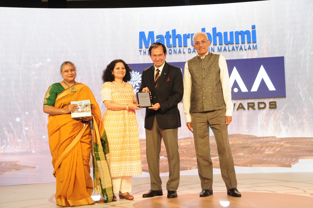 Celebrating excellence at the fifth edition of IndiAA awards in Mumbai