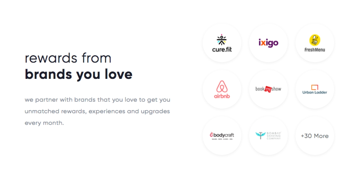 Some of the brands that Cred works with