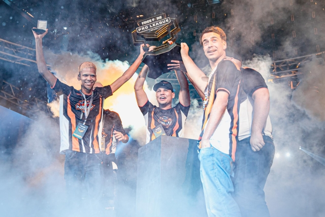 Team New X was crowned champions for the Free Fire Pro League Brazil 2019