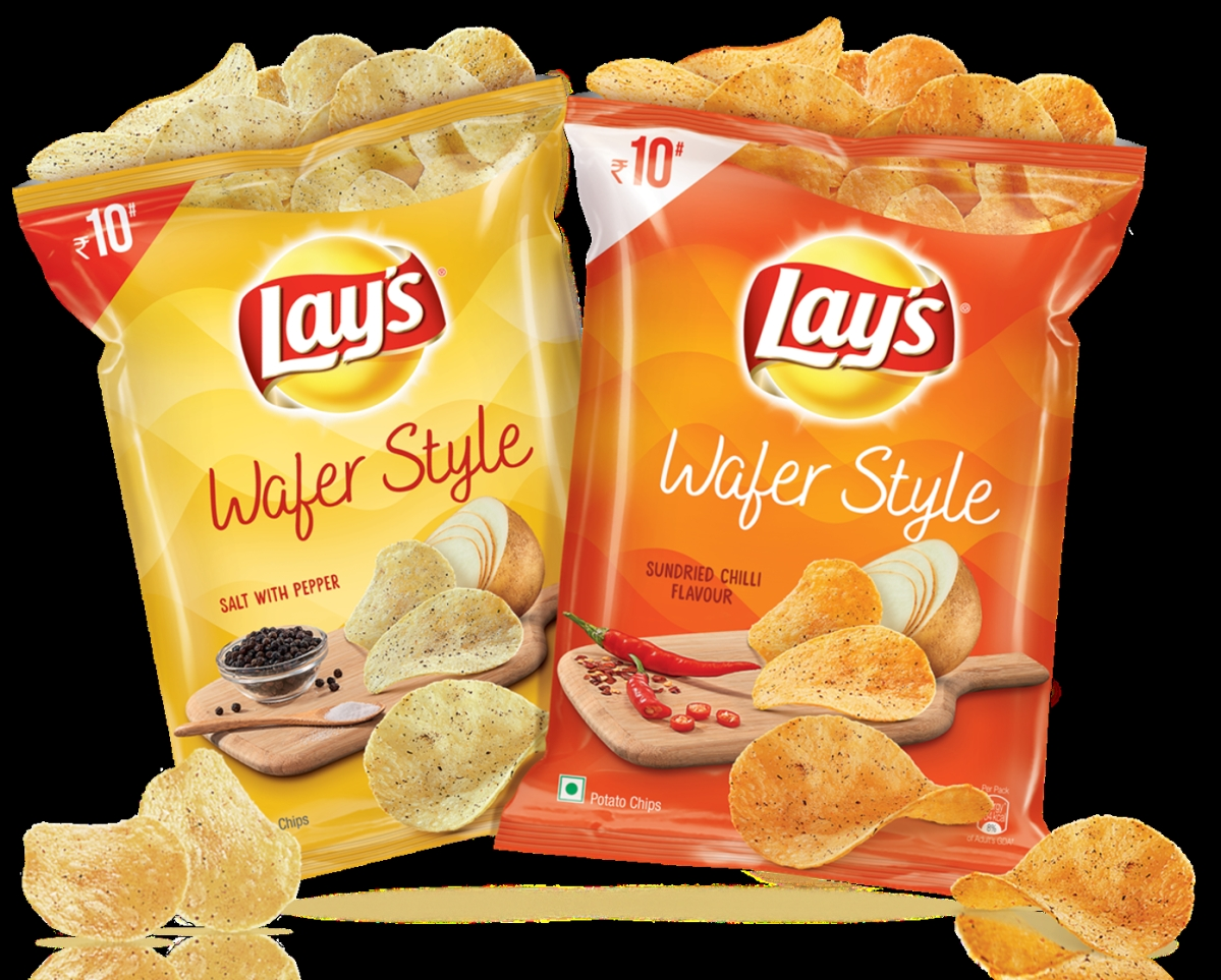 The two newly introduced flavours for South Indian markets