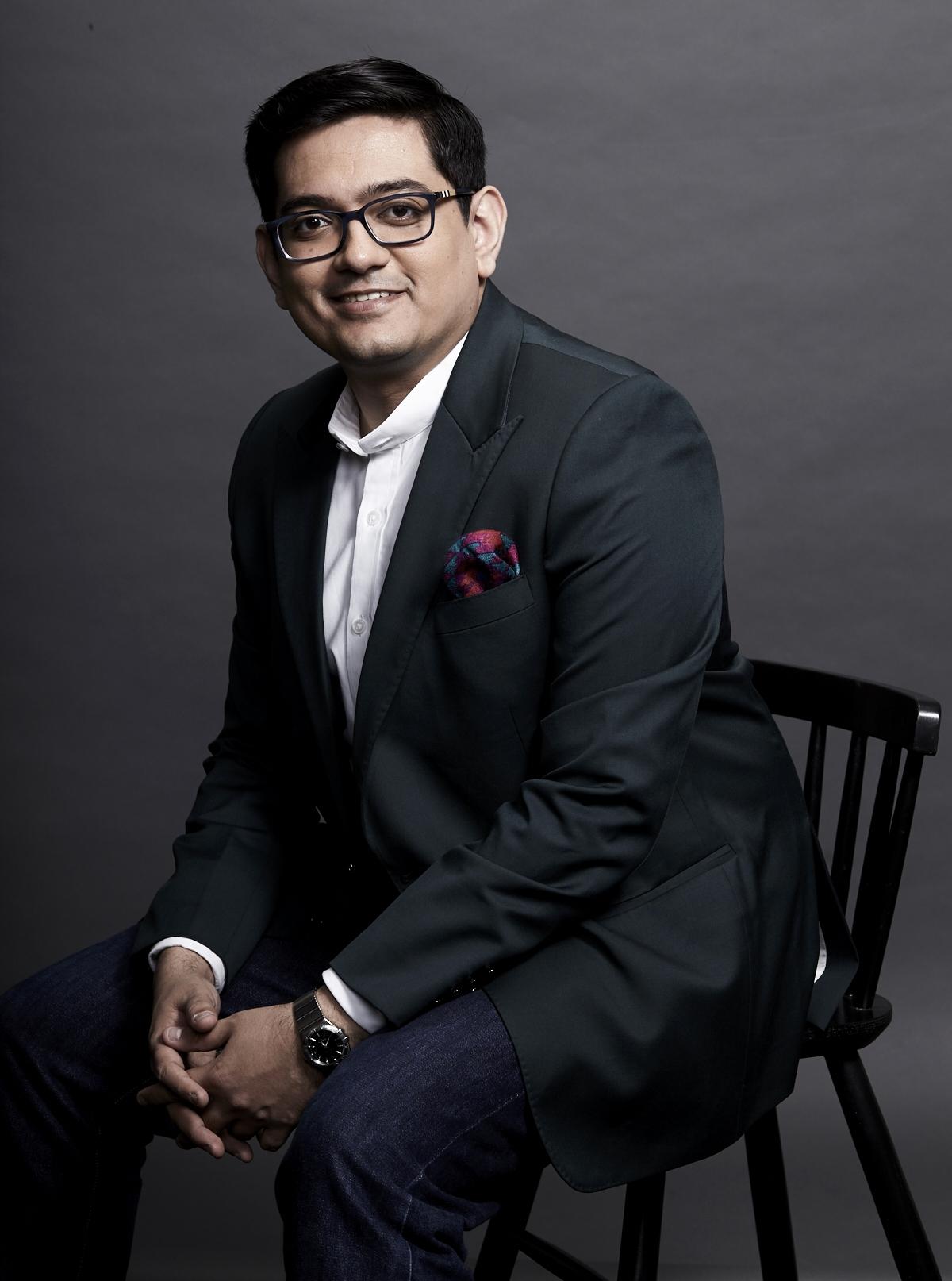 Pratik Gupta, Co-Founder, FoxyMoron