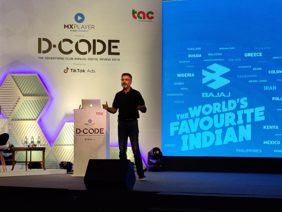 Sumeet Narang at D-Code 2019