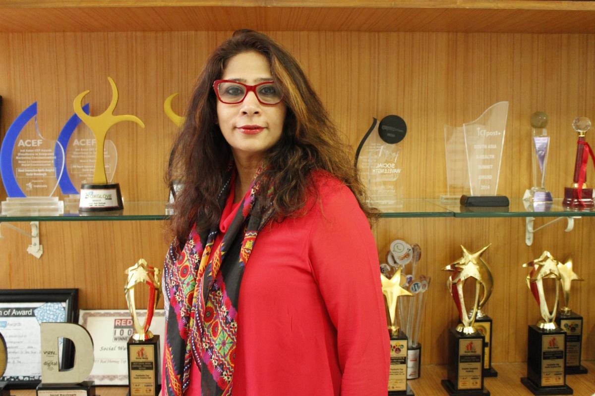 Naila Mateen Patel