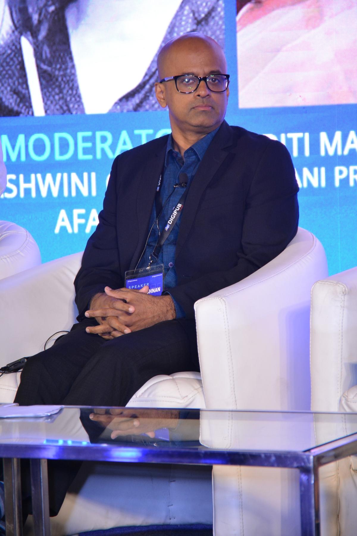 Ramakrishnan Laxman, Head of Digital ABP News
