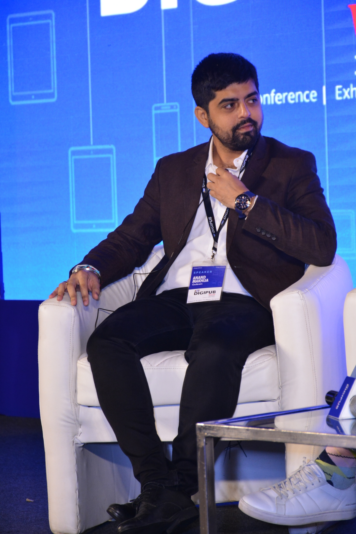 Anand Makhija - Director Business Development - Outbrain