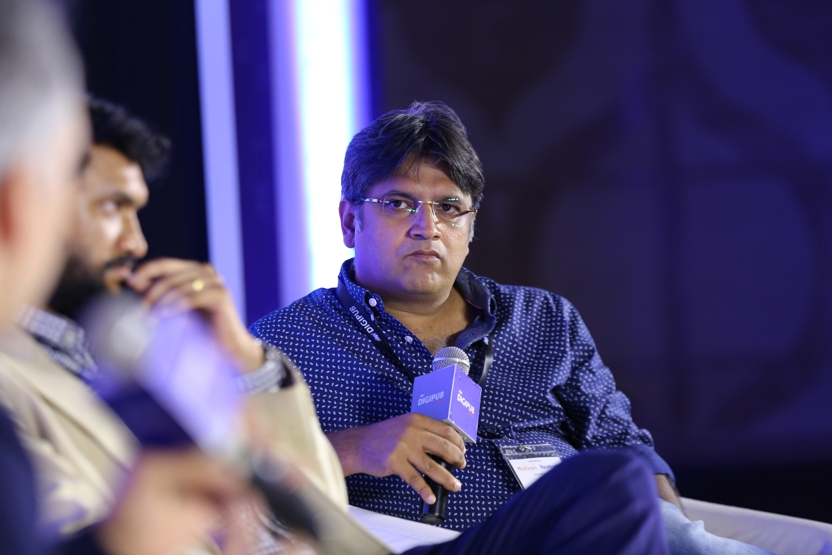 Sandeep Amar, Founder, Inaaj