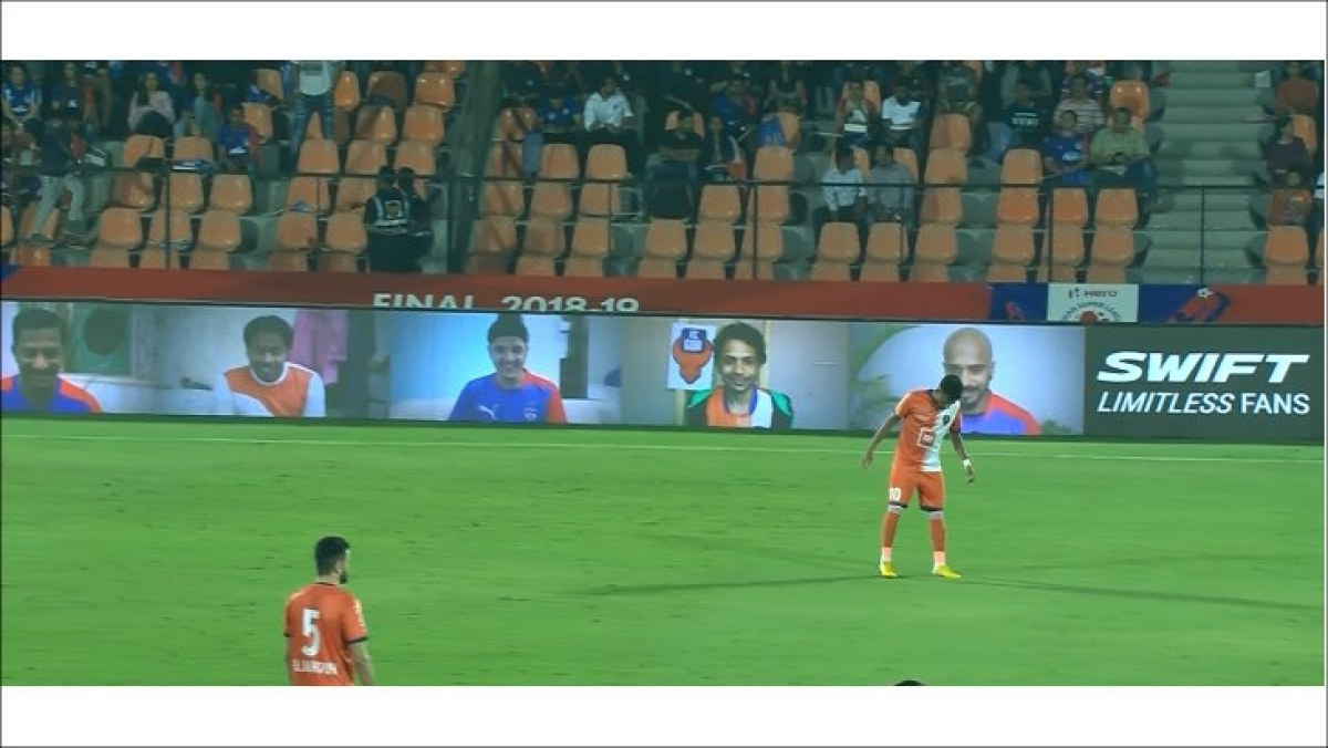 Maruti Suzuki's 'Be Limitless' initiative during ISL.
