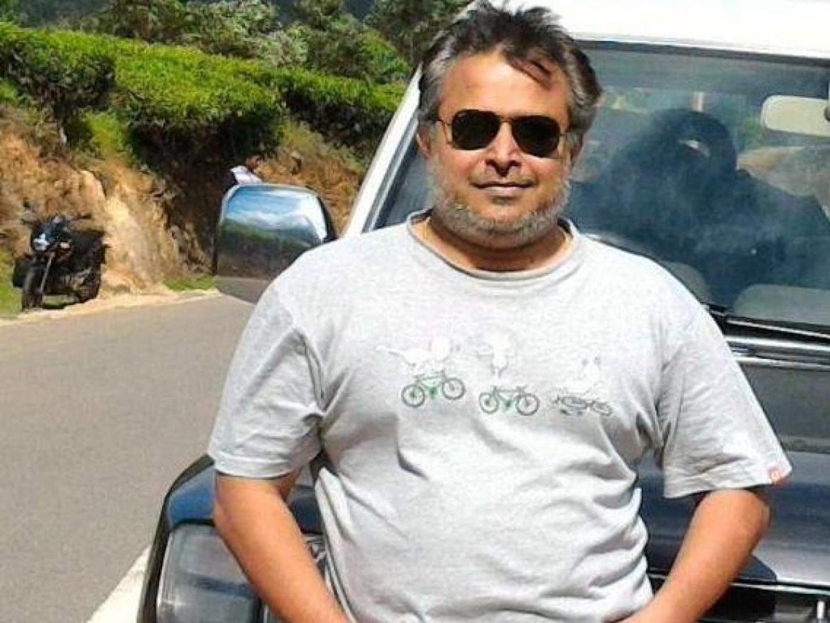 M. Krishna Kumar