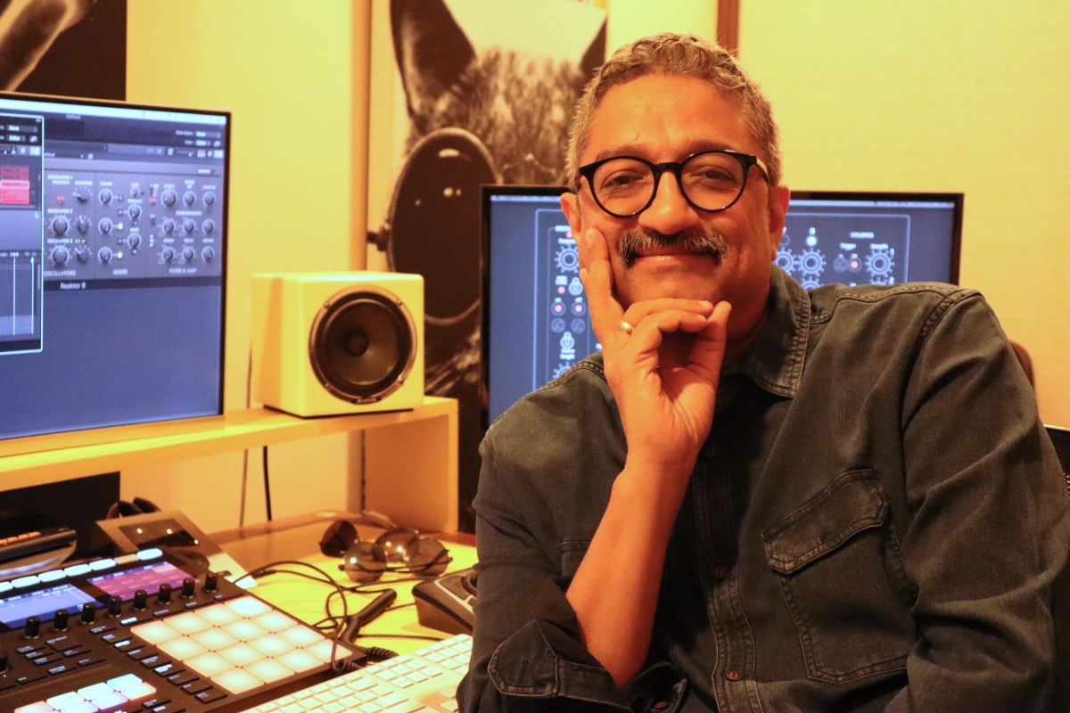 Rajeev Raja, founder and soundsmith, BrandMusiq.
