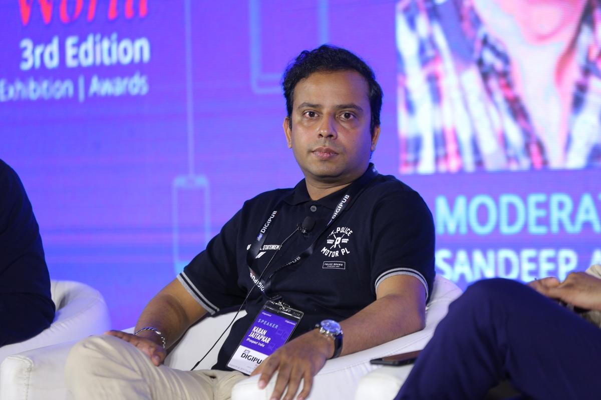 Karan Jaitapkar, EVP Technology, iProspect