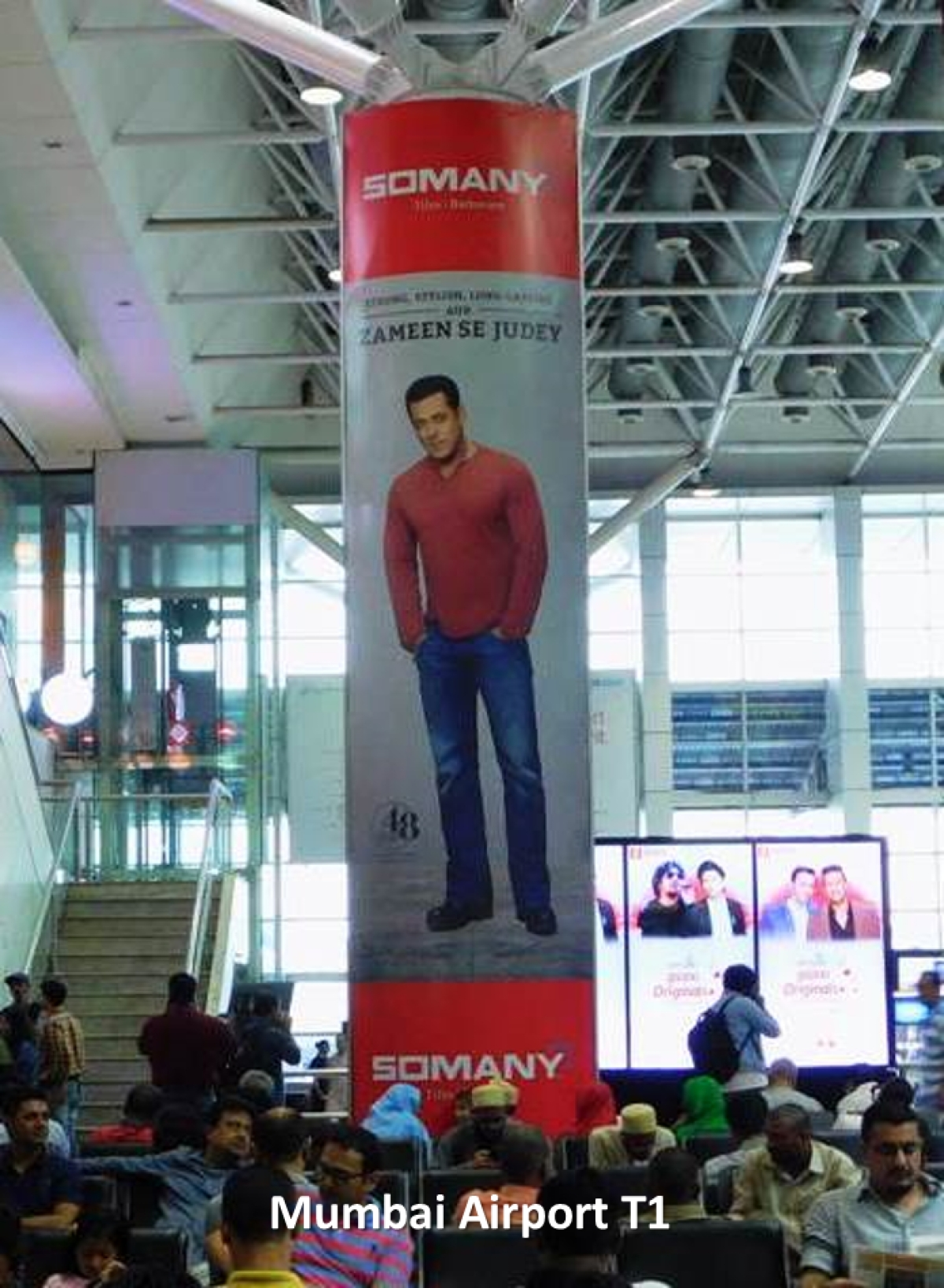 Mumbai Airport T1