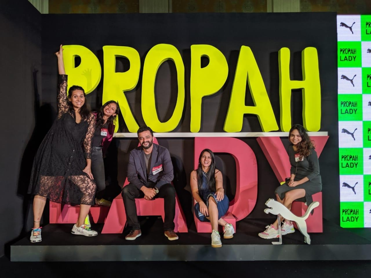 Team 'Propah'