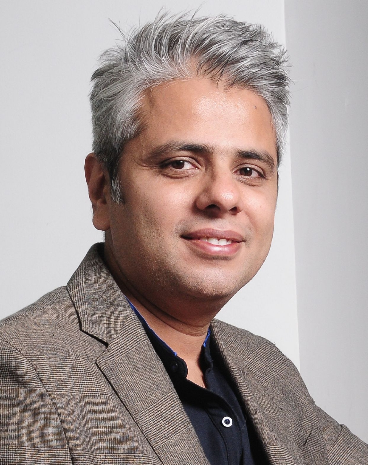 Shamsuddin Jasani, group managing director, Isobar South Asia