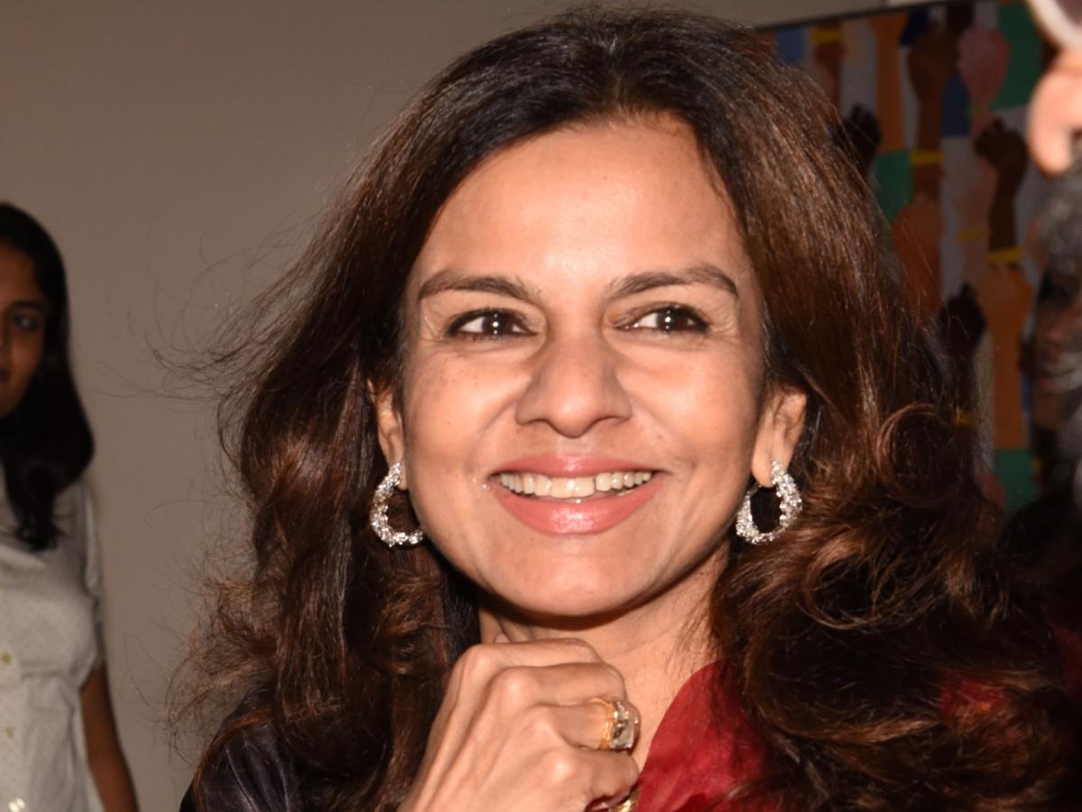 Sangita Jindal, chairperson, JSW Foundation.