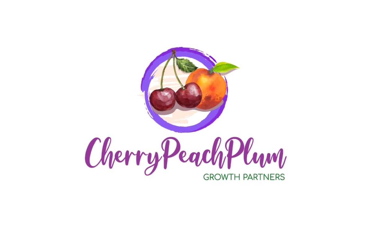 CherryPeachPlum logo